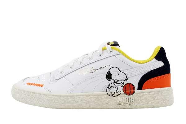 Puma x PEANUTS Ralph Sampson Sneaker