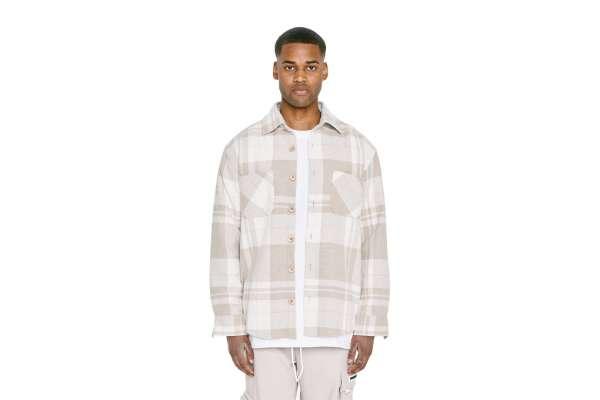 Pegador Delta Heavy Flannel Round Shirt