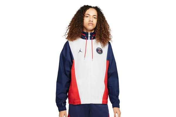 Nike Paris Saint-Germain Kaputzenjacke