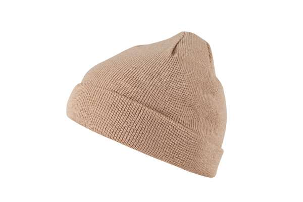 MSTRDS Short Pastel Cuff Knit Beanie