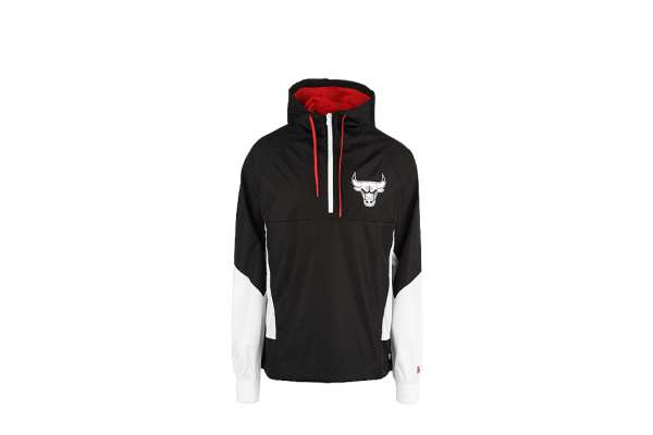 New Era NBA Windbreaker - Chicago Bulls