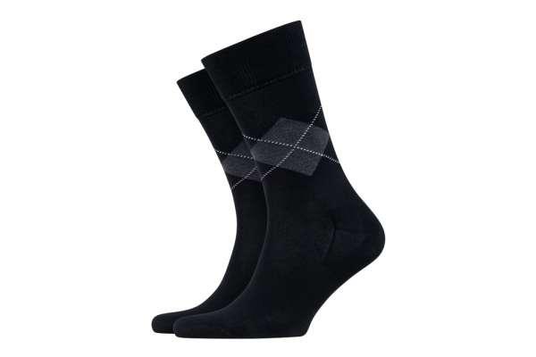Burlington Black Fashion Herren Socken