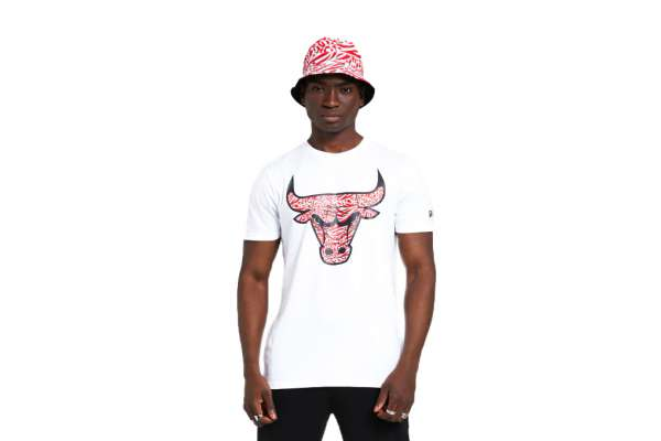New Era NBA Shirt - Chicago Bulls