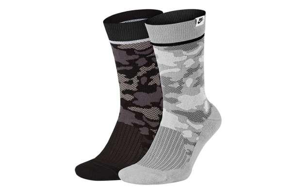 Nike SNEAKR Sox Crew Socken 2er-Pack