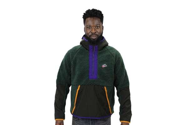 Nike Sportswear Teddy Sweatshirt