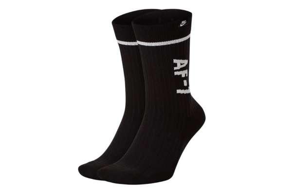 Nike SNEAKR Sox AF-1 Socken 2er-Pack