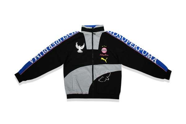 Puma x KIDSUPER Herren Trainingsjacke