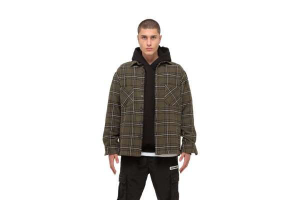 Pegador Flato Heavy Flannel Shirt
