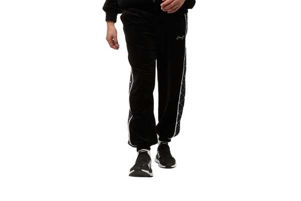 Sean John Icon AOP Velours Track Pants