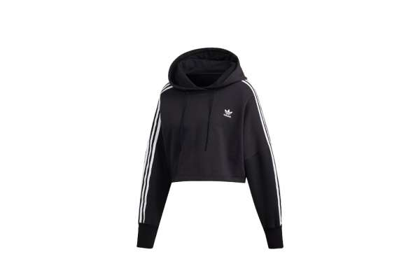 adidas Cropped Hoodie Wmns