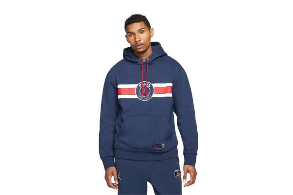 Nike Paris Saint-Germain Fleece-Hoodie