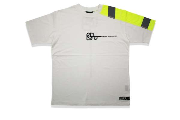 U.P.W.W. New York T-shirt sleeve insert