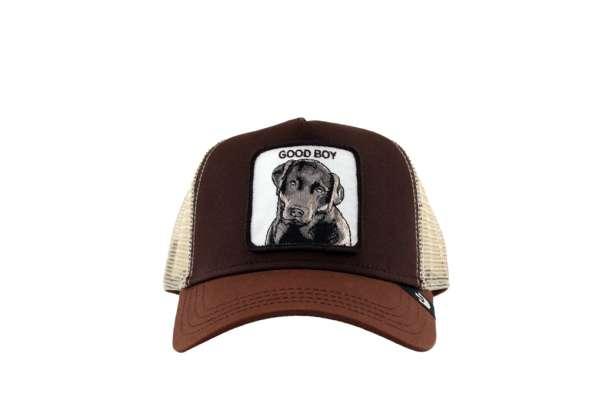 GOORIN Bros. Sweet Chocolate Cap