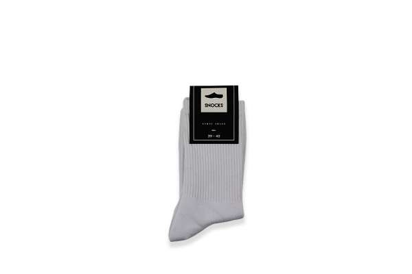 Snocks Sport Socks White