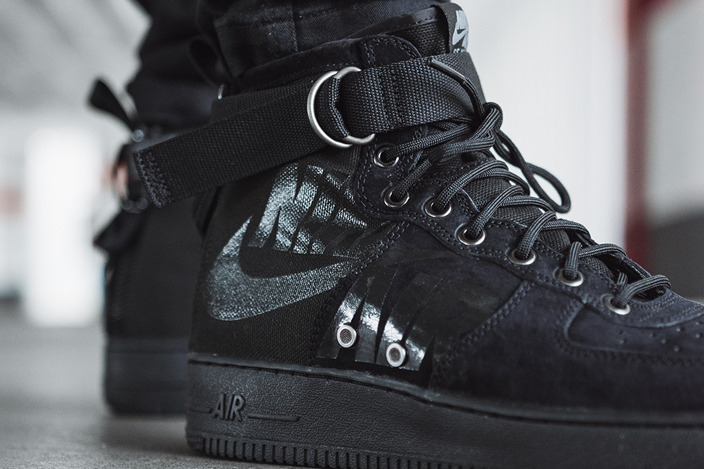 best website 70369 99d21 ... Preview Nike SF Air Force 1 Mid