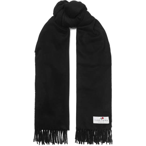 VERTERE BERLIN Oversized Wool Scarf