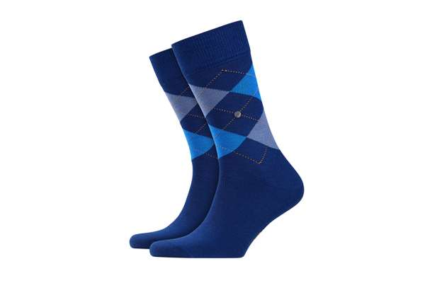 Burlington Edinburgh Herren Socken