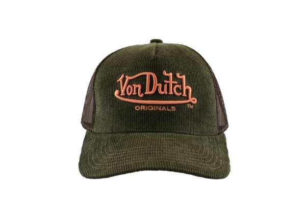 Von Dutch Originals Trucker Cap
