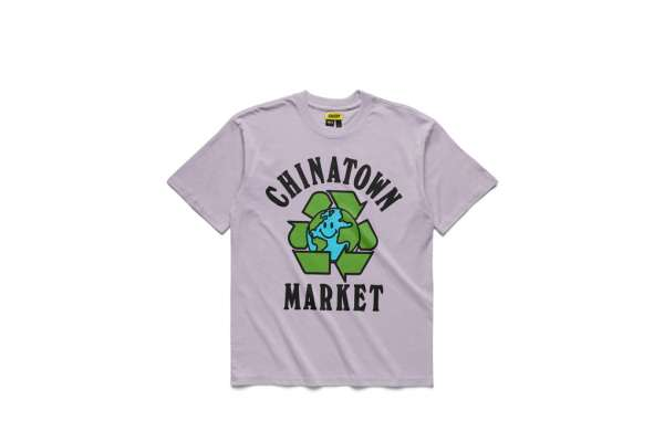 Chinatown Market Recycle Global Tee