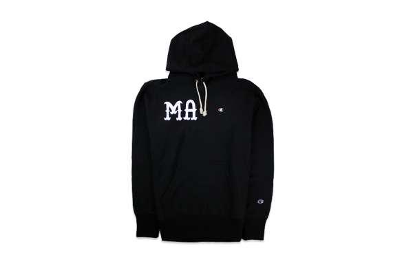 Champion x Mannheim Hooded Sweatshirt