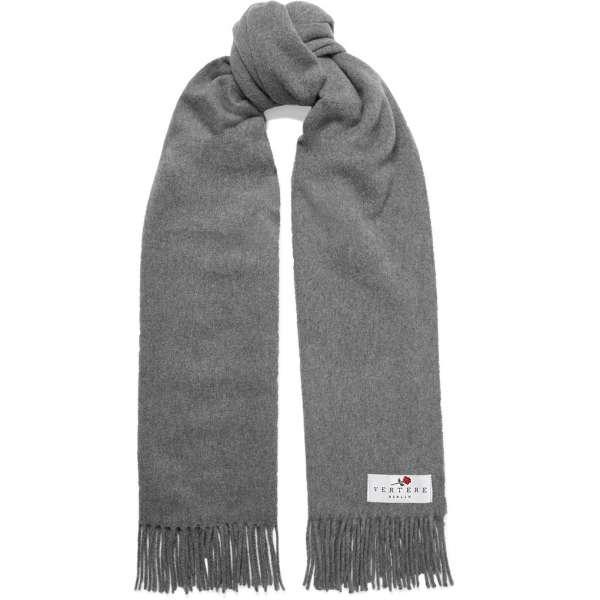 VERTERE BERLIN Oversized Wool Scarf