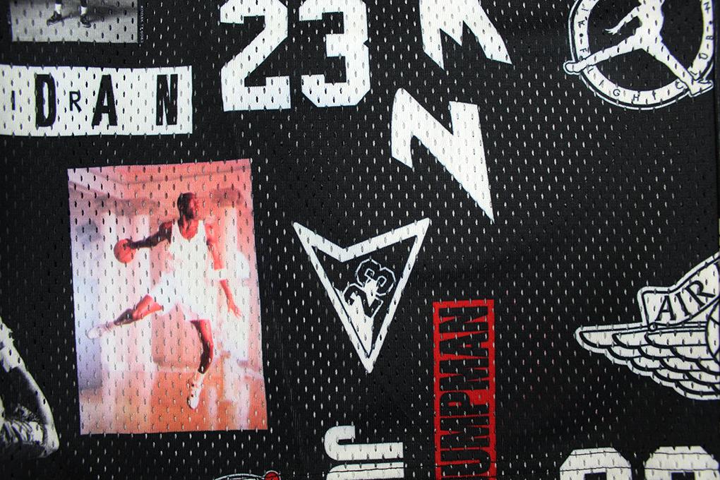 9bf9622dbfa ... Preview: Nike Jumpman GFX Mesh Shorts