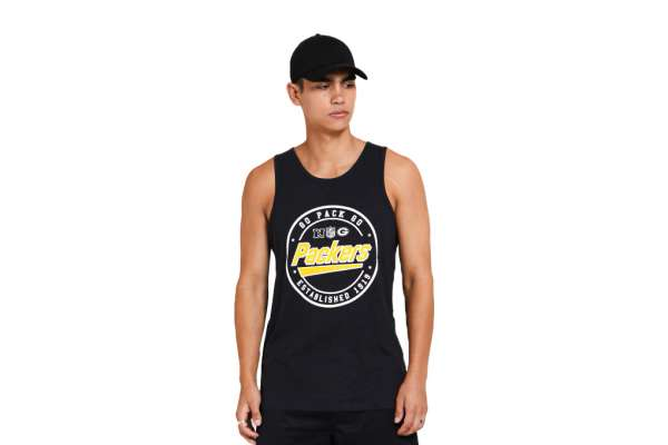 New Era NFL Tank Top - Green Bay Packers