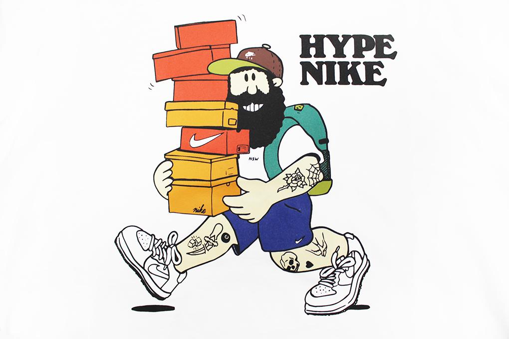 pretty nice 1601d 8c2fc ... Preview  Nike Sportswear Hype T-Shirt