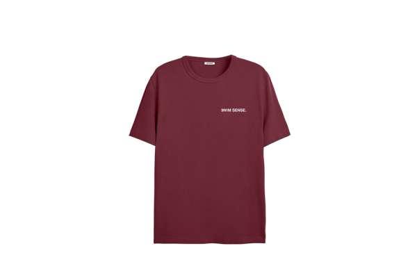 9N1M SENSE Logo T-shirt