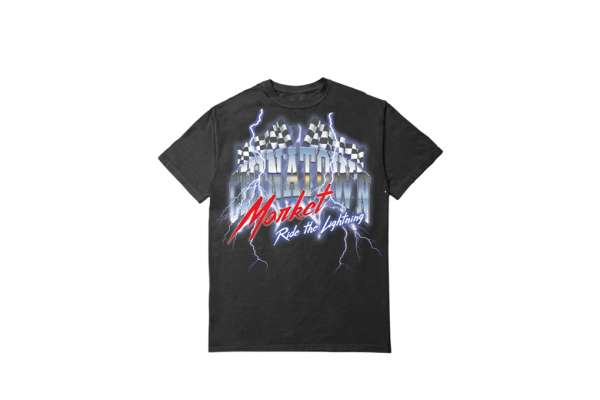 Chinatown Market Ride The Lightning T-Shirt
