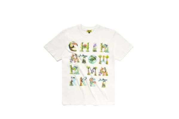 Chinatown Market Watercolor Sea Creatures T-Shirt