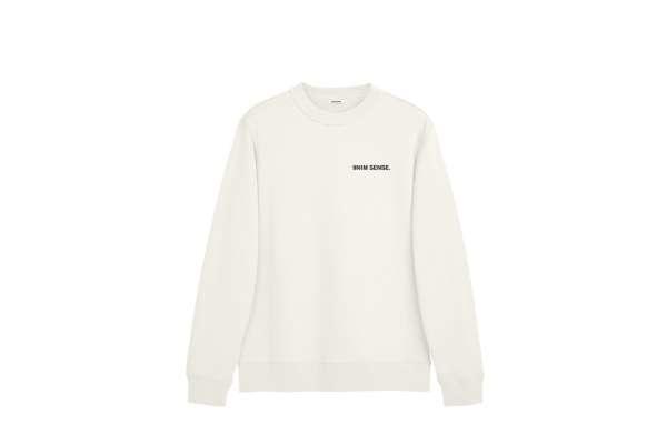 9N1M SENSE Logo Sweatshirt