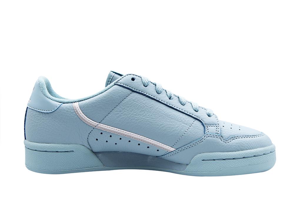 Adidas Continental 80 ash greysilver met.ftwr white ab 69