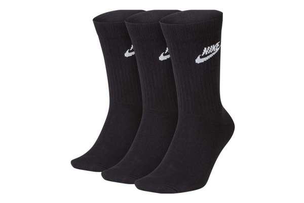 Nike Everyday Essential Crew Sportsocken 3er-Pack