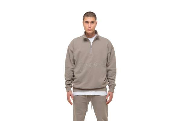 Pegador Arizona Halfzip Oversized Sweater