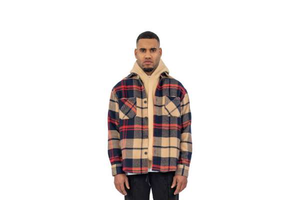 Pegador Delta Heavy Wool Flannel Shirt