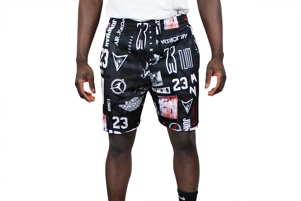 4ef0dc5c2dc Preview: Nike Jumpman GFX Mesh Shorts ...