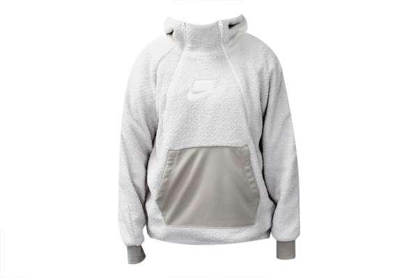 c4abc1e1 Nike Sportswear NSW Sherpa-Hoodie Wmns