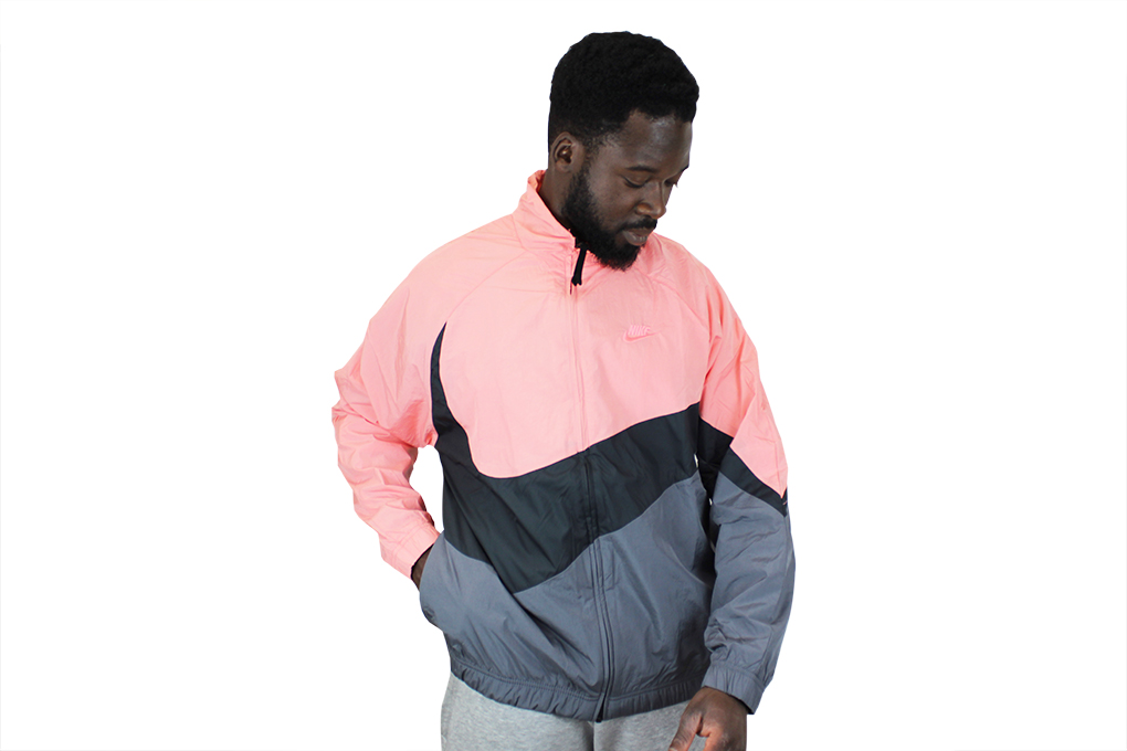 online retailer quality design discount shop Nike Sportswear Swoosh Windbreaker