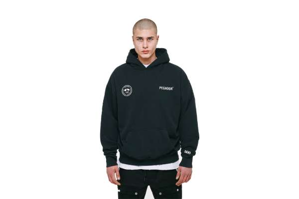 Pegador Mike Oversized Hoodie