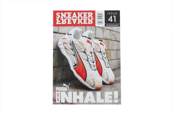 Sneaker Freaker Magazine Issue 41