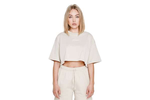 Pegador Layla Oversized Cropped Tee