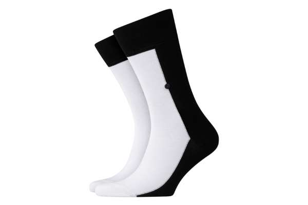 Burlington Black Joker Herren Socken