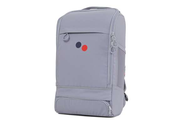 pinqponq Cubik Medium Backpack Iced Lilac