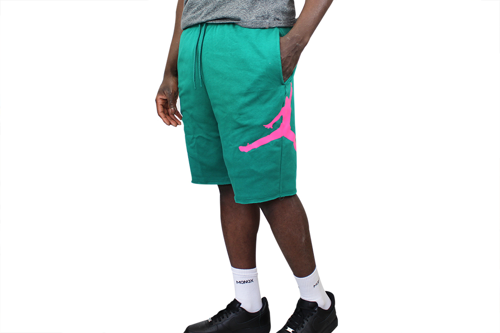 3a56526938c2 Preview  Nike Jordan Jumpman Logo FLC Shorts ...
