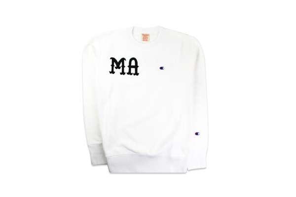 Champion x Mannheim Crewneck Sweatshirt