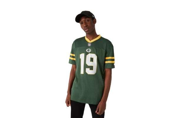 New Era Green Bay Packers Oversized-T-Shirt