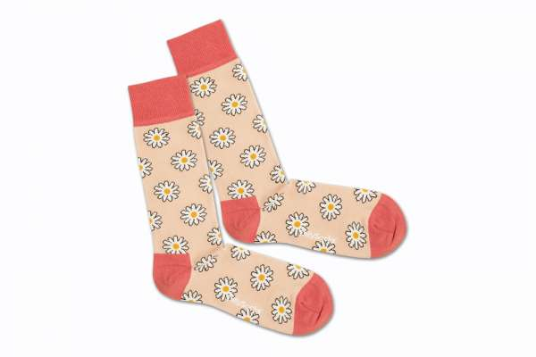 DillySocks Flower Power