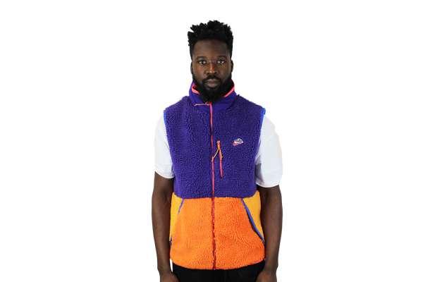 Nike Sportswear Teddy Weste