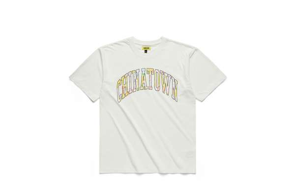 Chinatown Market Watercolor Arc T-Shirt